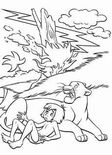 Dschungelbuch Malvorlagen Mp3 Disegni Da Colorare Di Il Libro Della Giungla