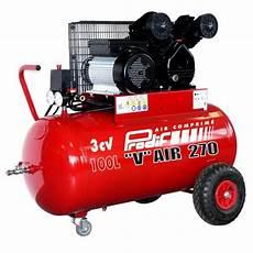 compresseur 224 courroie 100l 3cv vc3051003m prodif