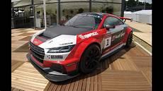Audi Tt Cup Racing Car Model 2017 Walkaround Audi