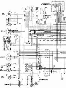 Wiring Diagram Type 924 S Model 87 Sheet Porsche 944