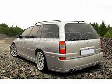 opel omega caravan opel omega b caravan facelift bm rear bumper
