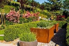 Das Garten Hochbeet Als Design Objekt Arnold