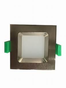 helix satin chrome 3000k recessed wall light uowhelix