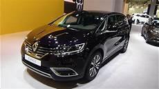2017 Renault Espace Initiale Exterior And Interior