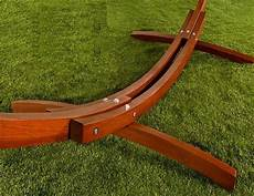 struttura per amaca supporto pesante per amaca in legno di pino 415 x 126 c