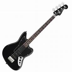 Squier Vintage Modified Jaguar Bass Special Black At