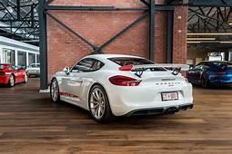 2016 Porsche Cayman GT4  Richmonds Classic And Prestige