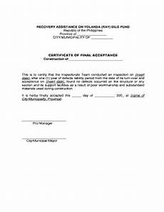 editable certificate of turnover and acceptance sles to submit online key receipt form
