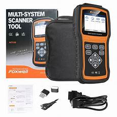 Foxwell Nt530 Scanner Multi Syst 232 Me Pour V 233 Hicules Bmw