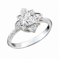 Vintage Engagement Rings Chicago Il