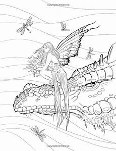 dragons and fairies coloring pages 16591 http www companions coloring book dp 0994355440 ref asap bc ie utf8
