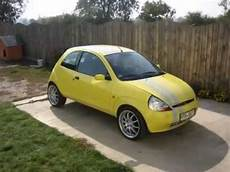 My Ford Ka Tuning Project