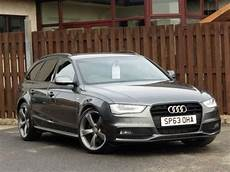 Audi A4 Avant 2 0tdi S Line Black Edition Diesel Manual