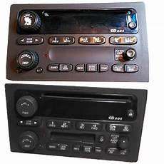 repair voice data communications 2008 chevrolet suburban 1500 navigation system 03 07 chevrolet tahoe yukon radio cd light board