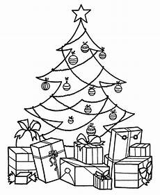 free printable tree coloring pages for