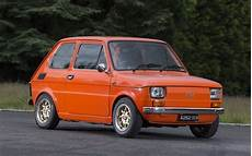 Fiat 126 Abarth Highest Paid Ex Top Gear