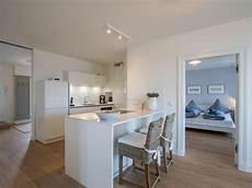 Küche Mit Bartresen - ferienwohnung strandhaus mittschiff niendorf ostsee