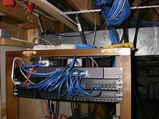 Home Network Wiring Panel by Networking How To Use A Home Network Patch Panel