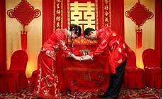what to expect from a chinese wedding