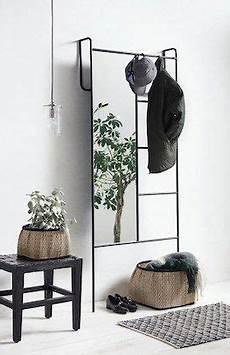 Teppich Für Treppe - carla garderobe metall spiegel garderobe und wandgarderobe
