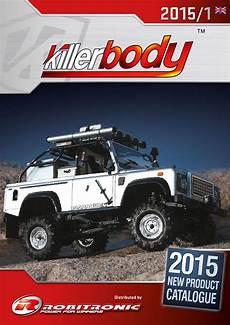 Killerbody Garage by Killerbody Katalog 2015 By Rcfox Eu Issuu