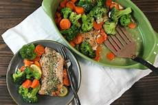 light and healthy salmon dinner 5 dinners in 1 hour