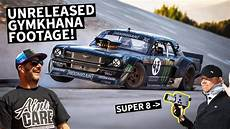 ken block ken block s unreleased gymkhana seven footage in 8