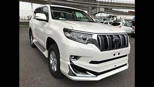Toyota Land Cruiser 2018 Facelift  Prado 18 Model Review