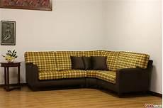 divano e divano divano angolare in tessuto sfoderabile con angolo stondato