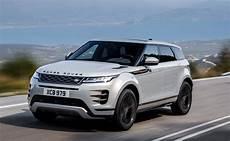 Land Rover Range Rover Evoque Prova Scheda Tecnica