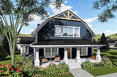 gambrel house plans 3 bed house plan with gambrel roof 890051ah