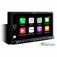 Alpine Ilx 702d With Apple Carplay Android Auto