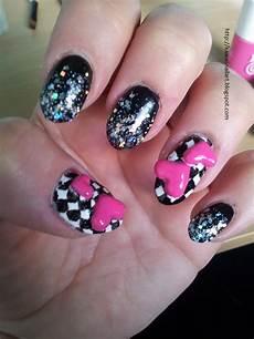kawaii nail art 3d nail art