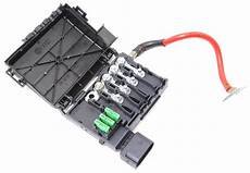 2001 vw jetta fuse box location battery distribution fuse box vw jetta golf gti beetle mk4 1c0 937 549 b