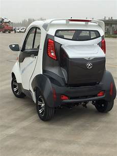 4 Kleine Autos - a01 mini elektrische auto eeg goedgekeurd met 2 zetels