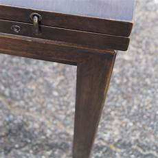 32 quot 60 quot mid century modern expandable wooden dining game table ebay