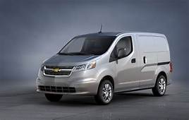 Could Small 2015 Chevy City Express Van Offer All Electric