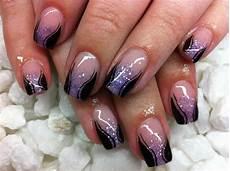Schöne Nägel Muster - nails nails nails curvy sequins