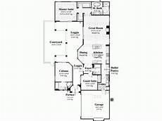 mediterranean house plans with courtyards small home with courtyard home ideas pinterest