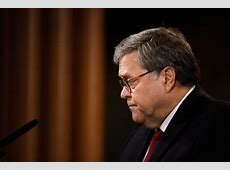 william barr testimony