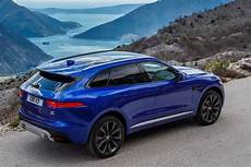 2017 Jaguar F Pace 20d Review Ratings Edmunds