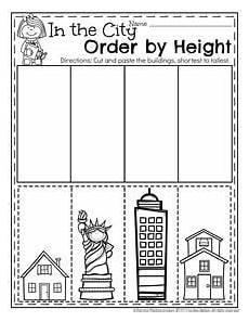 may preschool worksheets preschool worksheets preschool worksheets measurement kindergarten