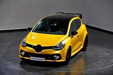 2017 Renault Clio Rs Kz 01 Leaked More Power Bolder