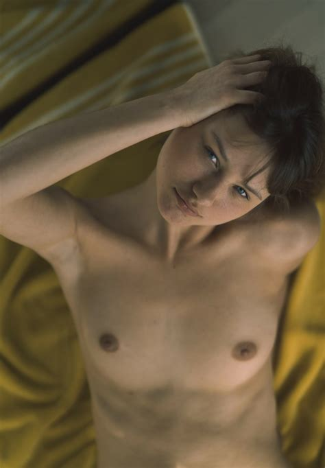 Antonella Barba Naked