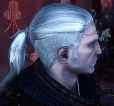 Witcher 2 Hairstyles