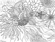 disegni da colorare e stare di fiori zentangle 6 by riverfox1 on deviantart