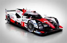 2017 Toyota Ts050 Hybrid Le Mans Race Car Photos