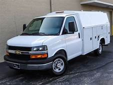 Find Used 2013 Chevrolet Express 3500 Commercial Cutaway