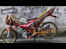 Satria Fu Modif Road Race Harian by Modifikasi Satria Fu Racing Cuakepp Parah