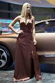 Girls Of The Moscow Motor Show  AutoTribute
